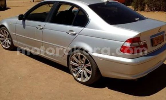 Buy Used BMW 3–Series Silver Car in Gaborone in Gaborone