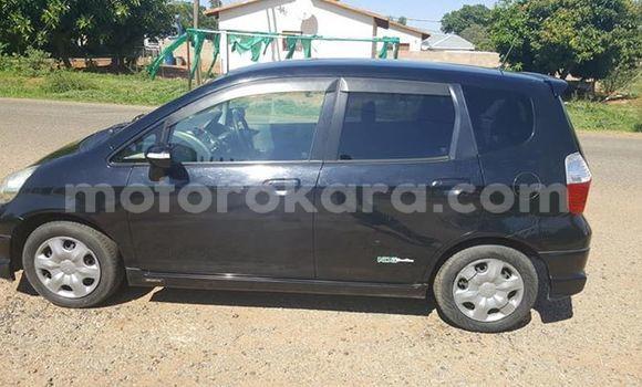 Buy Used Honda Fit Black Car in Gaborone in Gaborone