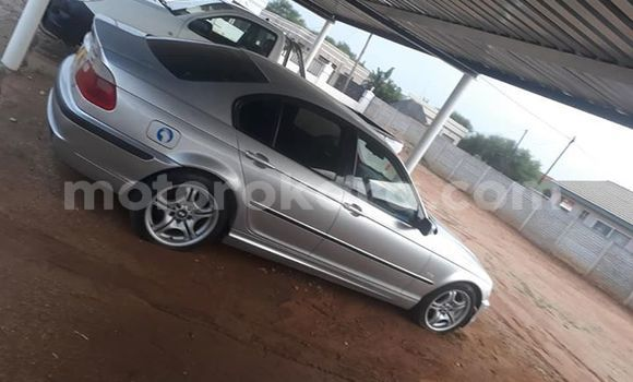Buy Used BMW 3–Series Silver Car in Mahalapye in Central