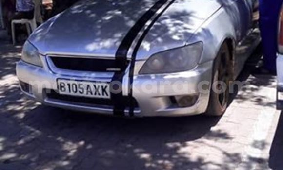 Buy Used Toyota Altezza Silver Car in Gaborone in Gaborone