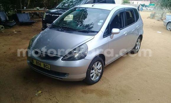 Buy Used Honda Fit Silver Car in Gaborone in Gaborone