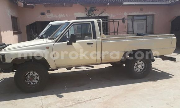 Buy Used Toyota Hilux White Car in Francistown in North-East