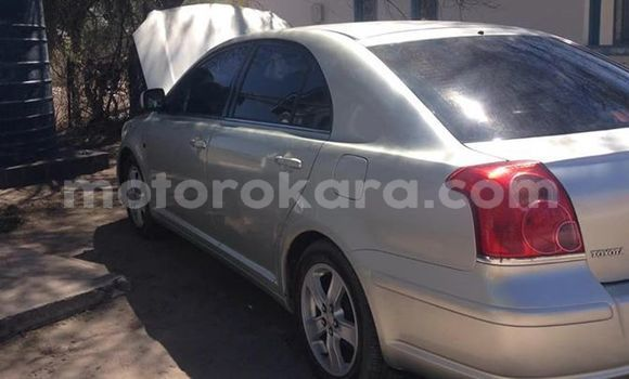 Buy Used Toyota Avensis Silver Car in Francistown in North-East