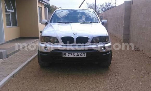 Buy Used BMW X5 Silver Car in Gaborone in Gaborone