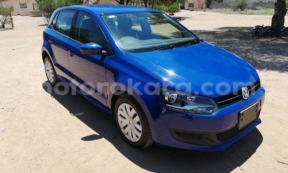 Buy Used Volkswagen Polo Blue Car in Gaborone in Gaborone