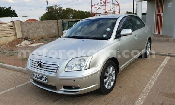Buy Used Toyota Avensis Silver Car in Gaborone in Gaborone