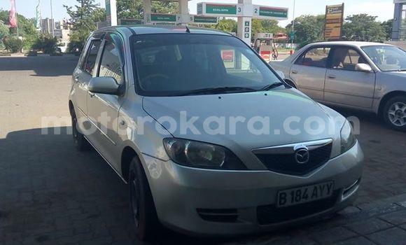 Buy Used Mazda Demio Silver Car in Gaborone in Gaborone
