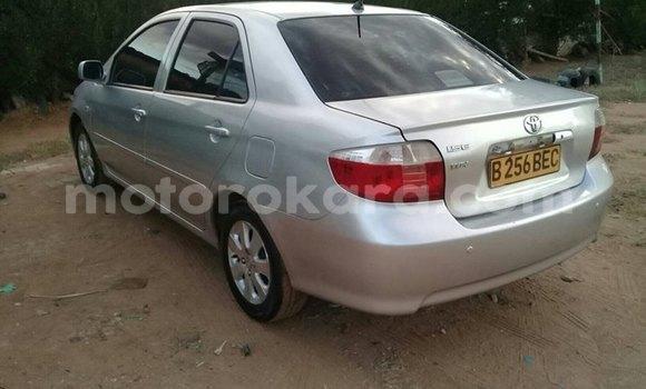 Buy Used Toyota Vios Silver Car in Gaborone in Gaborone