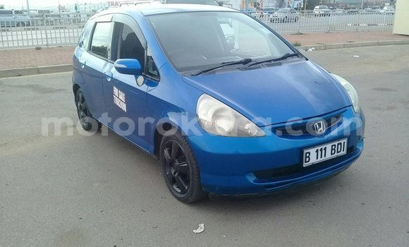 Buy Used Honda FIT Blue Car in Gaborone in Gaborone