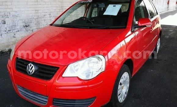 Buy Used Volkswagen Polo Red Car in Gaborone in Gaborone