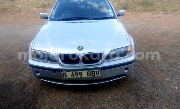 Buy Used BMW 3-Series Silver Car in Broadhurst in Gaborone