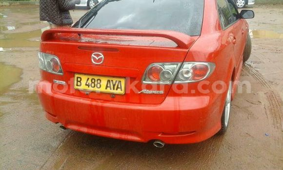 Buy Used Mazda 6 Red Car in Broadhurst in Gaborone