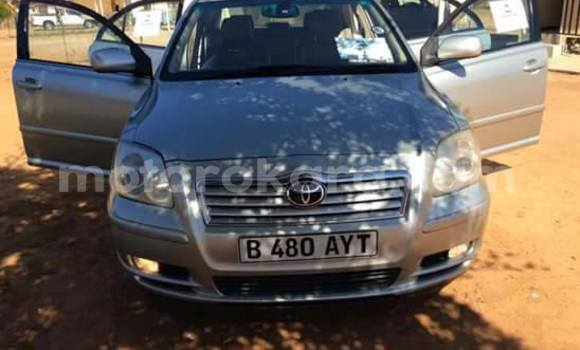 Buy Used Toyota Avensis Silver Car in Broadhurst in Gaborone