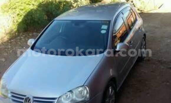 Buy Used Volkswagen Golf Silver Car in Broadhurst in Gaborone