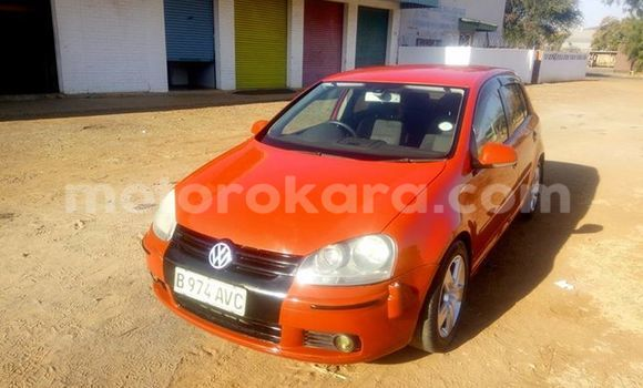 Buy Used Volkswagen Golf Other Car in Broadhurst in Gaborone