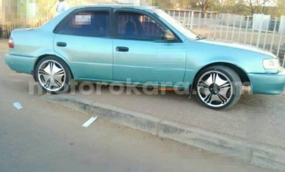 Buy Used Toyota Corolla Other Car in Broadhurst in Gaborone