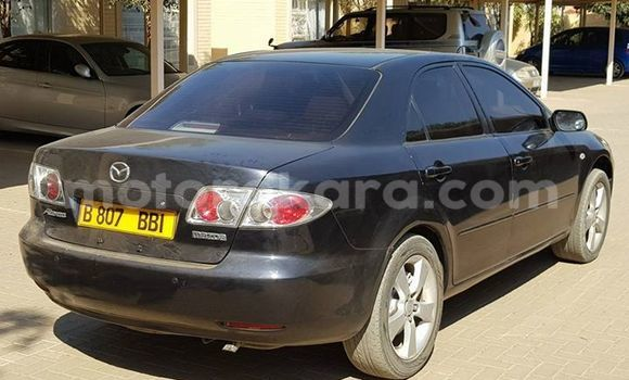 Buy Used Mazda 6 Black Car in Broadhurst in Gaborone