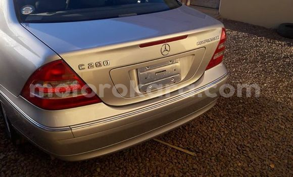 Buy Used Mercedes‒Benz C-Class Silver Car in Broadhurst in Gaborone