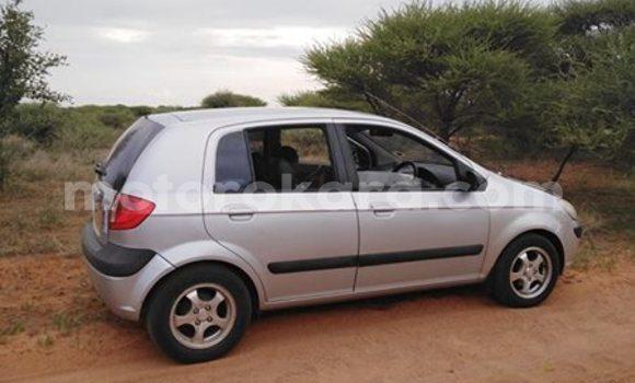Buy Used Hyundai Getz Silver Car in Molepolole in Kweneng