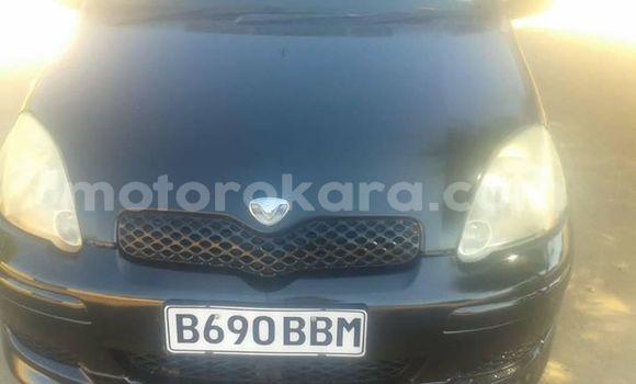 Buy Used Toyota Vitz Black Car in Gaborone in Gaborone