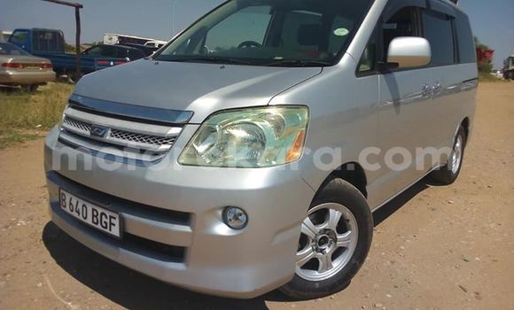 Buy Used Toyota Noah Silver Car in Francistown in North-East