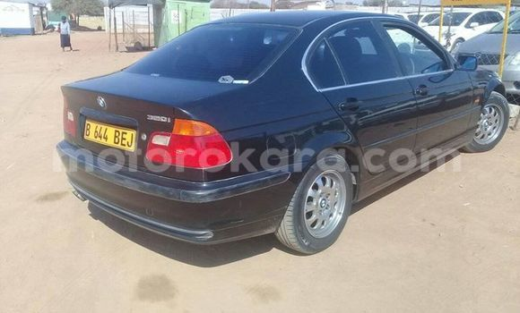 Buy Used BMW 3-Series Black Car in Broadhurst in Gaborone