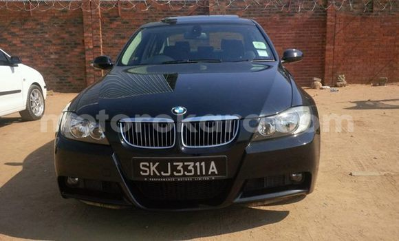 Buy Used BMW 3–Series Black Car in Broadhurst in Gaborone