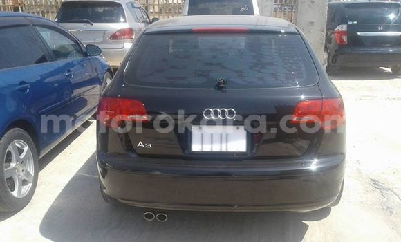 Buy Used Audi A3 Black Car in Broadhurst in Gaborone