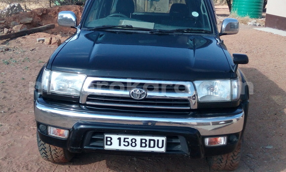 Buy Used Toyota Hilux Surf Black Car in West in Gaborone