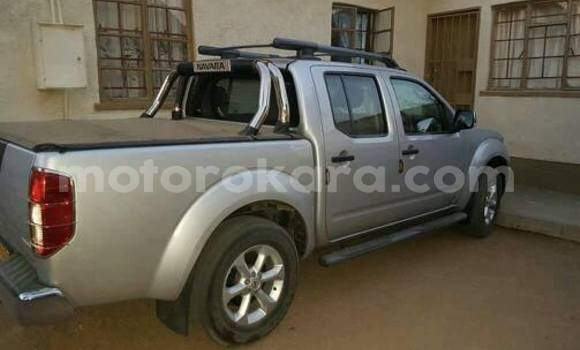 Buy Used Nissan Navara Silver Car in Broadhurst in Gaborone