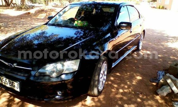 Buy Used Subaru Legacy Black Car in Gaborone in Gaborone
