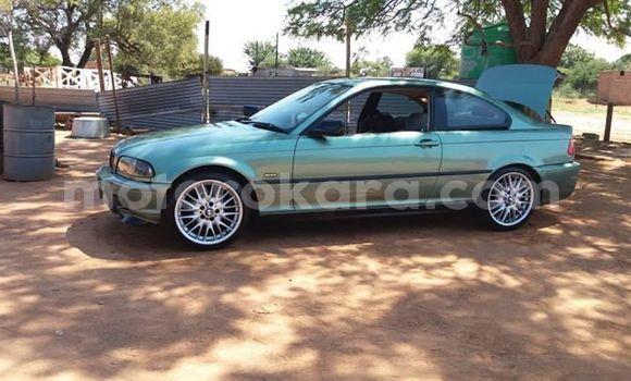 Buy Used BMW 3–Series Green Car in Gaborone in Gaborone