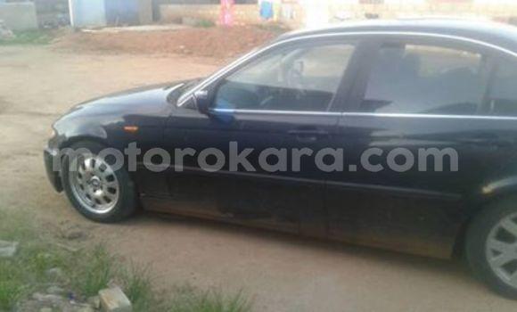Buy Used BMW 3–Series Black Car in Gaborone in Gaborone