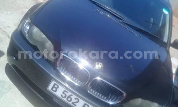 Buy Used BMW 3–Series Blue Car in Gaborone in Gaborone