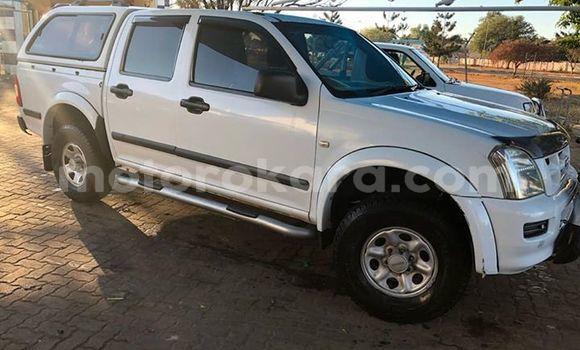 Buy Used Isuzu KB White Car in Gaborone in Gaborone