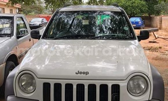 Buy Used Jeep Cherokee White Car in Mogoditshane in Kweneng