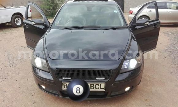 Buy Used Volvo S40 Black Car in Mogoditshane in Kweneng