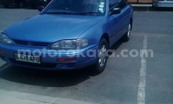 Buy Used Toyota Camry Blue Car in Broadhurst in Gaborone