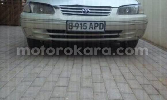 Buy Used Toyota Camry Silver Car in Broadhurst in Gaborone