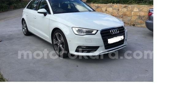 Buy Used Audi A3 White Car in Broadhurst in Gaborone