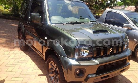 Buy Used Suzuki Jimny Green Car in New Canada in Gaborone
