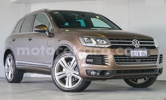 Buy Used Volkswagen Touareg Other Car in Broadhurst in Gaborone