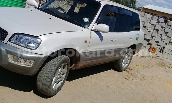 Buy Used Toyota RAV4 Silver Car in Broadhurst in Gaborone