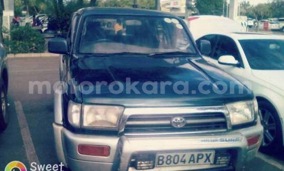 Buy Used Toyota Hilux Surf Black Car in Kanye in Southern