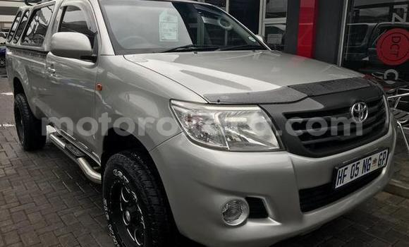 Buy Used Toyota Hilux Silver Car in Bethel in Ngwaketse