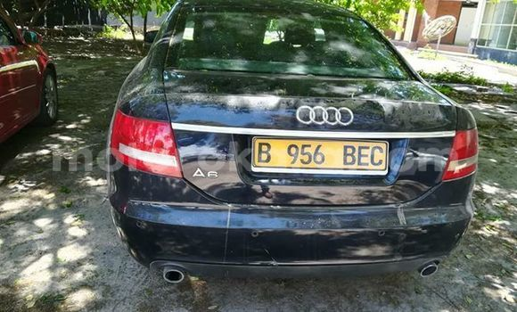 Buy Used Audi A4 Black Car in Francistown in North-East