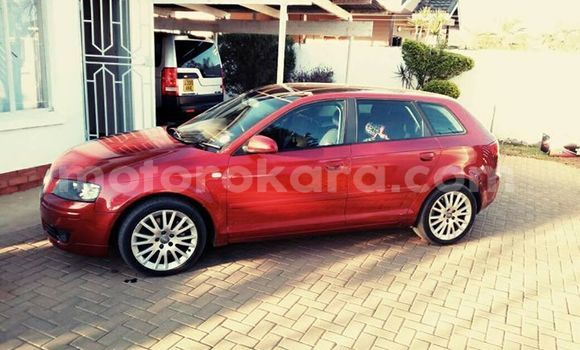 Buy Used Audi A3 Red Car in Francistown in North-East