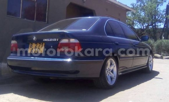 Buy Used BMW 5-Series Other Car in Francistown in North-East