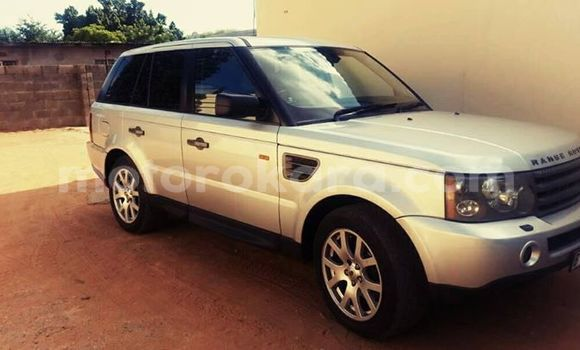 Buy Used Land Rover Range Rover Silver Car in Francistown in North-East
