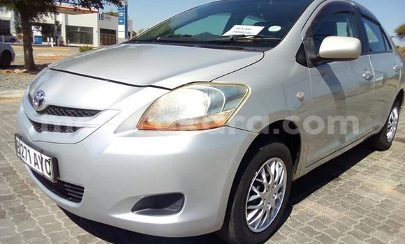 Buy Used Toyota Belta Silver Car in Francistown in North-East